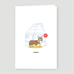 Set of 12 Greeting Cards